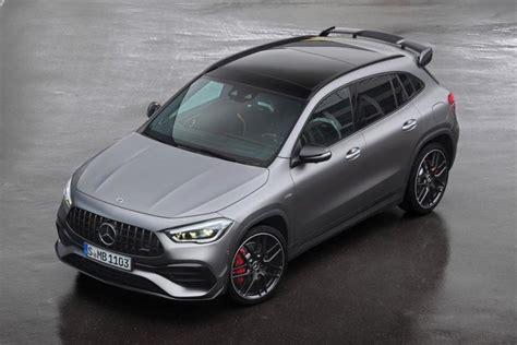 1 die angegebenen werte wurden nach dem vorgeschriebenen. 2020 Mercedes-AMG GLA 45 S Officially Unveiled with 415 HP • neoAdviser