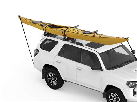 showdown sup kayak rack yakima