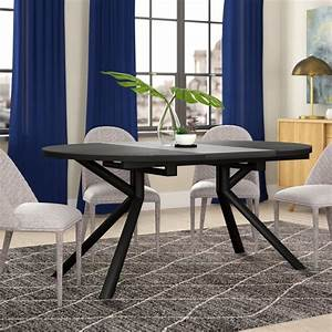 Orren, Ellis, Meadowbrook, Round, Extendable, Dining, Table