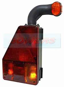 Aspock Earpoint 1 Rear R  H Combination Tail Light Lamp For