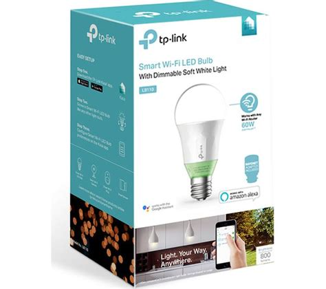buy tp link lb110 smart wifi led bulb with dimmable soft