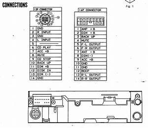 Radio Wiring Diagram 2000 Mazda 626