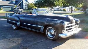 Top Down Luxury  1949 Cadillac Series 62
