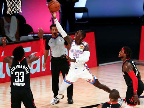 Dennis Schroder trade: Grading Lakers deal with Thunder ...