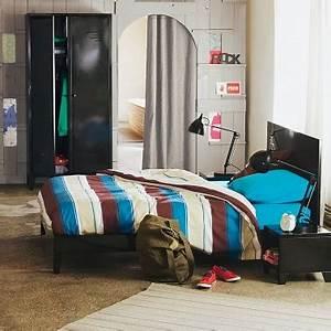 Alinea Chambre Ado : chambre ado gar on 11 d co de chambres dans le coup ~ Teatrodelosmanantiales.com Idées de Décoration