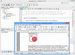 for Java word documents