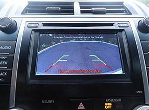 Pyvideo Rear Backup Camera Kit For Toyota Camry  Corolla