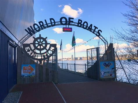 Boats World by 12 Family Friendly Attractions To Visit In Cardiff Bay
