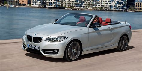 2018 Bmw 2 Series Convertible Vehicles On Display