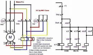 Star Delta Wiring Diagram Ideas For Android