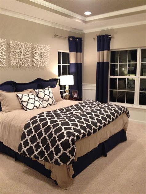 navy master bedroom best 20 navy master bedroom ideas on pinterest 12684 | bc5f6fa2c1f973010f2bd004693e27b9 navy bedrooms main room decor master bedrooms