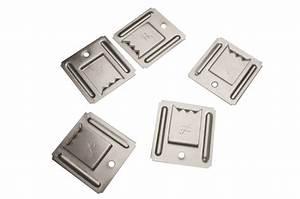 Fixation Lambris Pvc : clips inox pour lambris pvc simpson strong tie ~ Premium-room.com Idées de Décoration