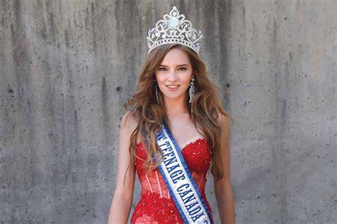 Miss Teen Canada Porn Nice Photo