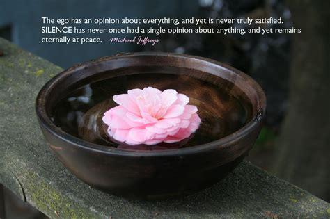 Meditation Stillness Quotes