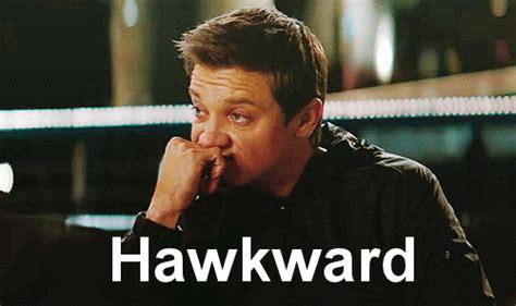 Hawkeye Meme - too cool for facebook aww poor hawkeye
