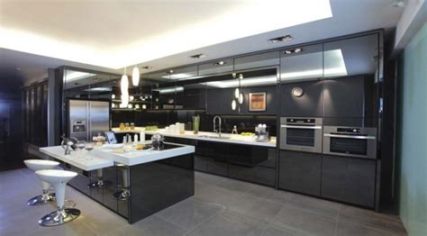 5 Types Of Kitchen Layouts  Apresi