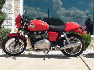 2010 Triumph Thruxton Motorcycle For Sale In Perrineville