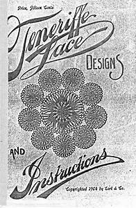 Teneriffe Lace   Designs And Instructions   Free Download