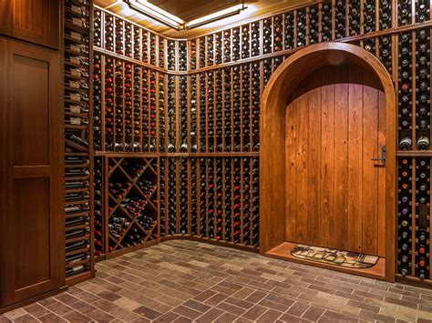 home wine cellar design period home wine cellars