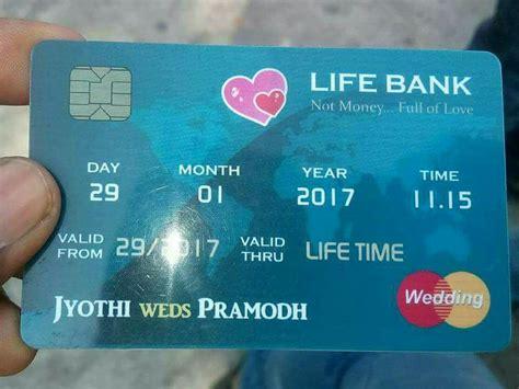 creative marriage invitation cards  tamil  life
