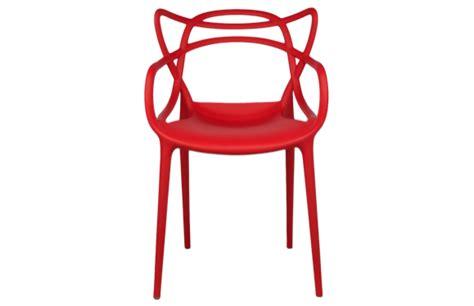 chaises kartell pas cher chaise masters kartell pas cher maison design bahbe com