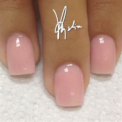light color nails pretty in pink nails colored acrylic