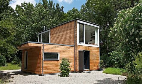 Mini Haus Kaufen by Option Minihaus Bauart Tiny Houses Haus Container