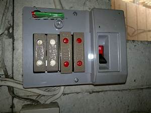 Starex Old Fuse Box
