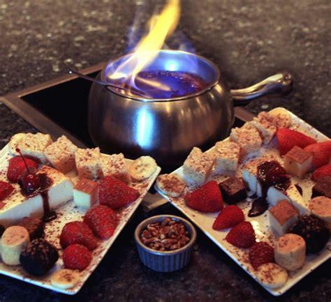chocolate fondue from the melting pot recipes