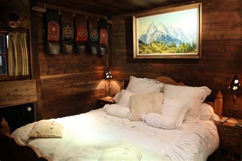 chambre rustique decoration pour chambre rustique visuel 9