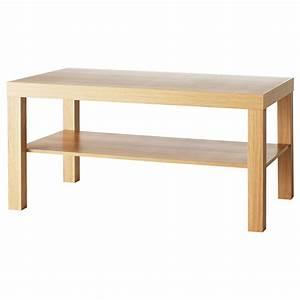 Ikea Petite Table : lack coffee table oak effect 90 x 55 cm ikea ~ Voncanada.com Idées de Décoration