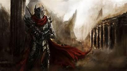 Templar Knight Knights Medieval Fantasy Wallpapers Concept