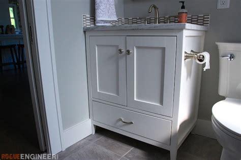 bathroom vanity rogue engineer