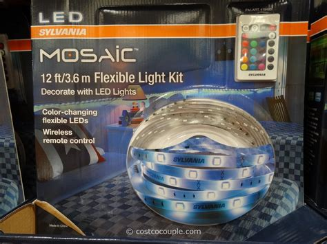 sylvania mosaic led light kit