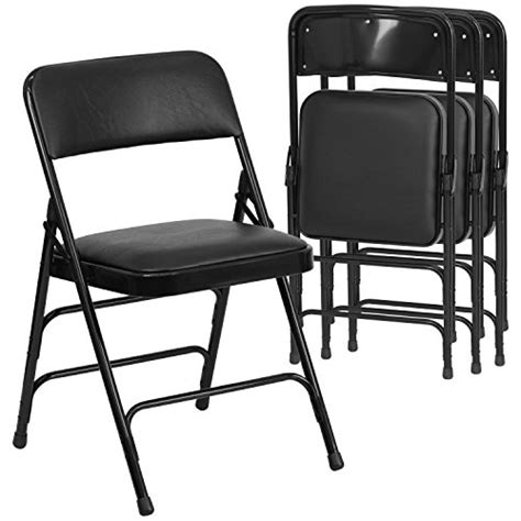 flash furniture hercules series metal folding chair 4