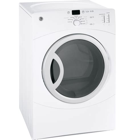 ge  cu ft super capacity electric dryer dbvhejww ge appliances
