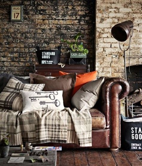 rustic living room wall decor 30 stylish and inspiring industrial living room designs