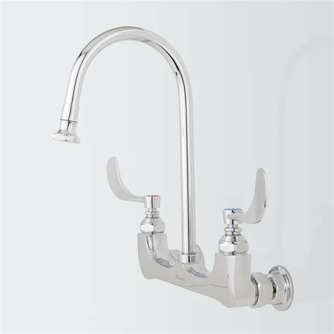 wall mount kitchen faucet mico 7757c4orb oil rubbed