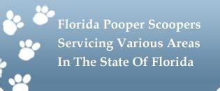 find florida pooper scooper businesses listed