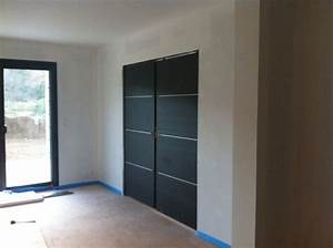 quelle peinture pour un encadrement de porte a galandage With peinture porte et encadrement