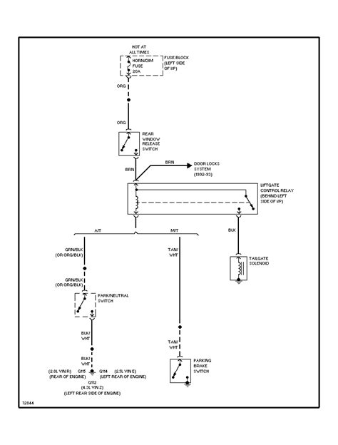 1993 Chevy Light Wiring Diagram by For My 1993 S10 Blazer 4wd 1st I Need Wiring Diagram
