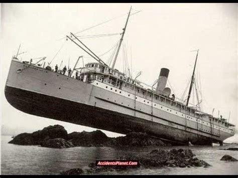horrible boat crashes 3 youtube