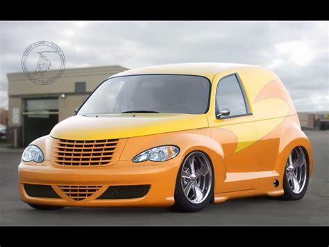 Are Chrysler Pt Cruisers Cars by Custom Pt Cruiser 2 Door Panel Pt Cruisers Pt Cruiser