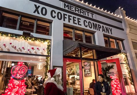 Serving the public includes great coffee and franchise opportunities. Small Business Saturday in Downtown Plano - Plano Events