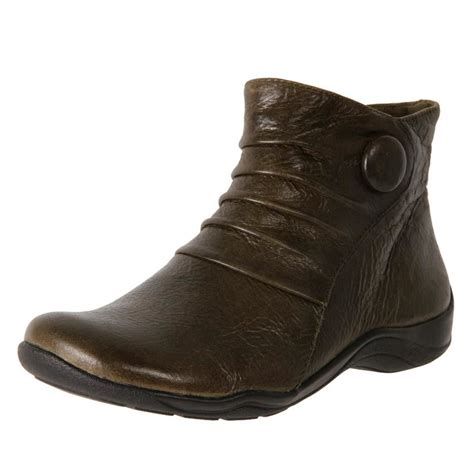 Shoes Cheap by Cheap Planet Shoes S Comfort Leather Ankle Boots
