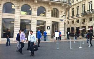 Apple Store Bayonne : bordeaux l iphone 5 ne d place pas les foules l apple store sud ~ Gottalentnigeria.com Avis de Voitures