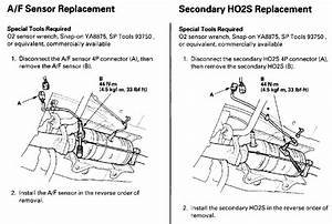 O2 Sensor Replacement
