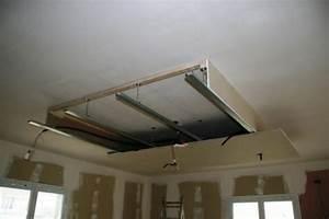Installer Faux Plafond : 50 best faux plafond images on pinterest ~ Melissatoandfro.com Idées de Décoration
