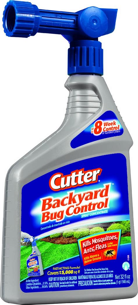 How To Use Cutter Backyard Bug by Cutter Backyard Bug 32 Oz Ready To Spray Hose End