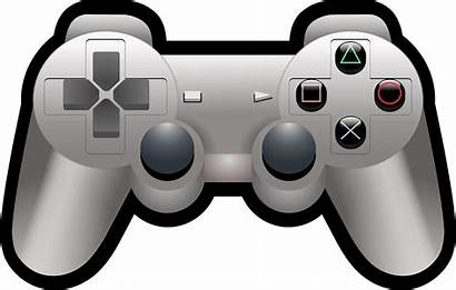 Controller Playstation Clipart Gaming Input Pogo Device